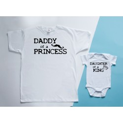KOMPLET DADDY OF A PRINCESS